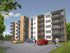 75,30mkw. Dworcowa Residence M nr 43